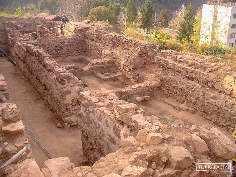 Кремиковски манастир археологически разкопки